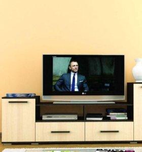 Новая Тумба ТВ Парус-2 венге!