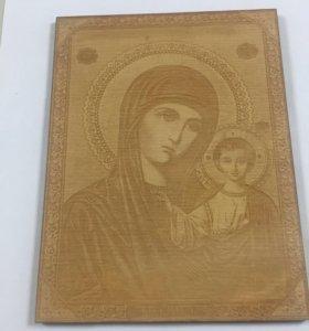 Икона Божьей Матери «Казанской»