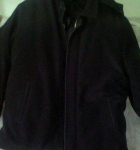 Куртка зимняя мужская размер 54-56
