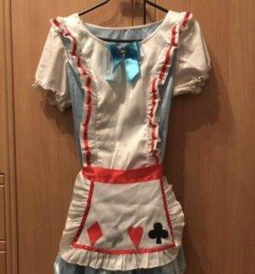Платье костюм маскарад