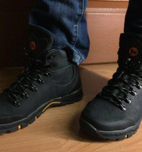 Новые зимние ботинки Merrell