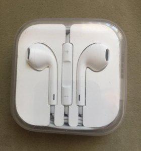 Новые наушники Apple
