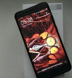 Xiaomi Redmi 4X, 3/32, Black, новый