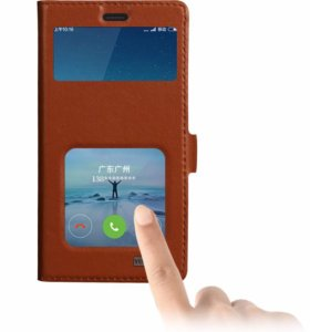 Чехол - подставка для смартфона Xiaomi Redmi 3