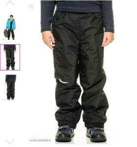 Утепленные брюки, р.122
