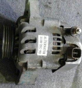 Генератор на хонда акти двигатель E07Z