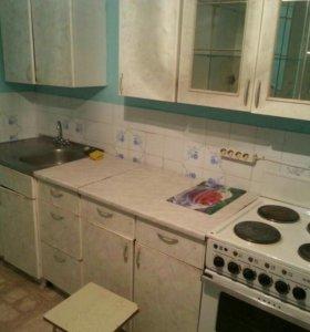 Кухонный гарнитур +плита