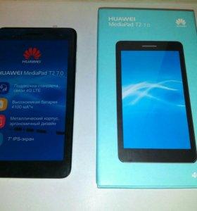 Планшет Huawei T2 7.0 (4G Lte)