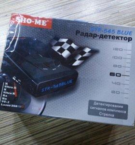 Радардетектор Sho-me 545