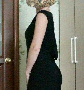 🔴Вечернее платье с прозрачной спинкой