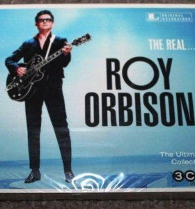 ROY ORBISON -The Real...3 CD●Box─★