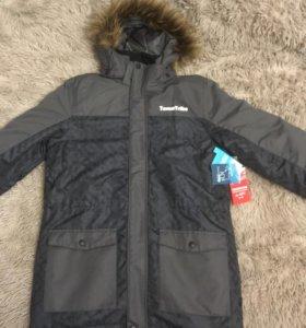 Легкая зимняя куртка Токка
