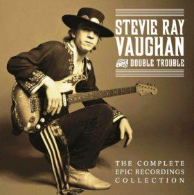 Stevie Ray Vaughan - The Complette 12 CD-BOX