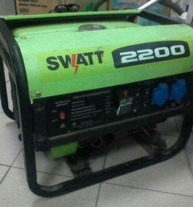 Бензиновый генератор Swatt2200