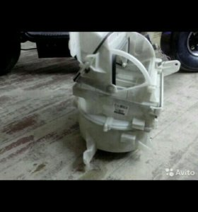 Мотор печьки на Тойоту Каролла120-124