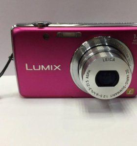 Компактная фотокамера Panasonic Lumix DMC-FS40