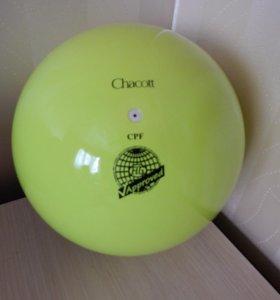 мяч для художественной гимнастики 18см.