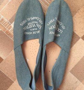 Обувь 40-41