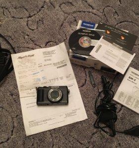 Камера Olympus SH-1 (16 Мп) с wi-fi, флешкой 32 Гб