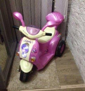Детский электромотоцыкл