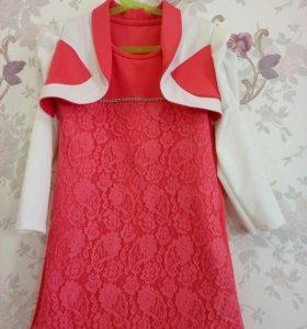 Платье для девочки 2ка