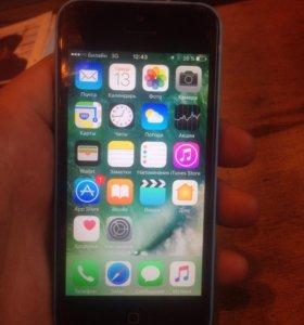 iPhone 5c & 5