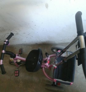 Велосипед девочке