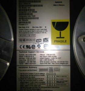 Продам жёсткий диск 3.5 для пк
