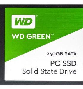 Western Digital WD GREEN PC SSD 240 GB