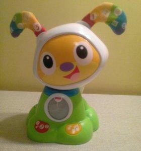 """Детская интерактивная игрушка""""Щенок Бибо"""