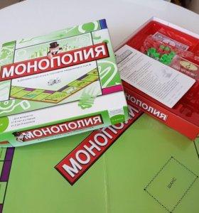 НОВАЯ Настольная игра Монополия,
