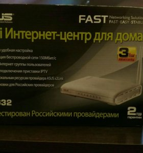 WI-FI роутер ASUS RT-G32