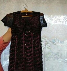 Платье на девочку 9-10лет