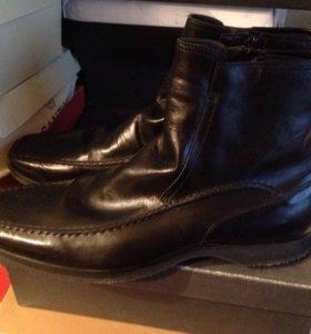 Ботинки мужские medori