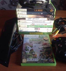 Zombies plants ( Xbox 360 )