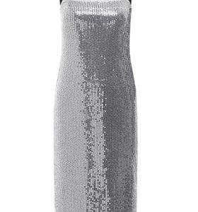 Платье из пайеток новое