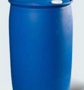 Пластиковые бочки 200 л