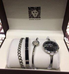 Часы+браслеты,подарок