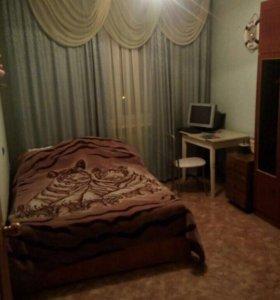 Квартира, 3 комнаты, 69.5 м²