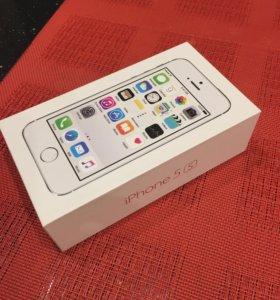 Телефон Айфон 5 16 Гб память