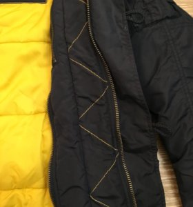 Куртка Alpha 50-52