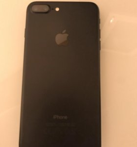 iPhone 7plus128gb