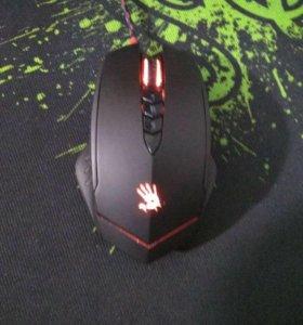Мышь a4tech bloody