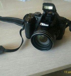 Nikon Coolpix P520(чёрный)