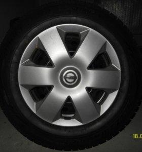 колёса с дисками зимние BRIDGESTONE
