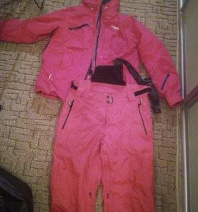 Горнолыжный костюм 46—48р
