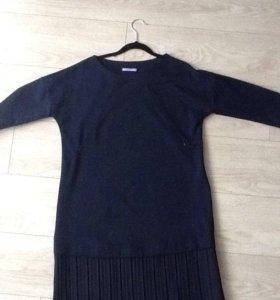 Платье для кормящих мам новое