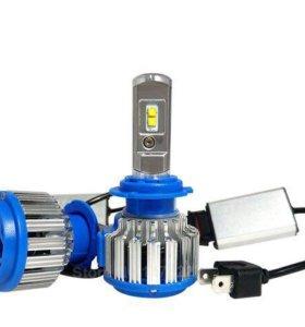 Лампы CNSunnyLight LED H4