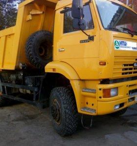 КАМАЗ – 6522 (самосвал)