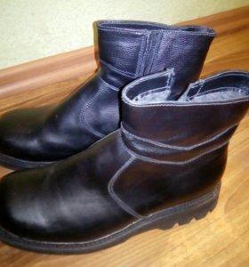 мужские  ботинки ,р 43